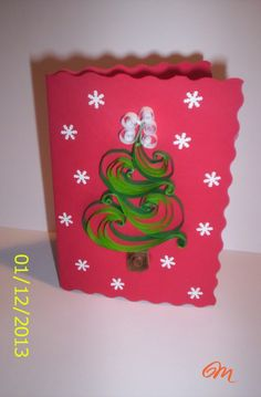 Christmas Cards ~ Part 2 ~ Christmas Tree