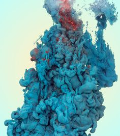 Alberto Seveso just shared a new collection of underwater ink photographs titled Heavy Metals. Seveso achieves the ethereal forms in his photographs by mixing ink with metallic powders which are then suspended in different fluids.