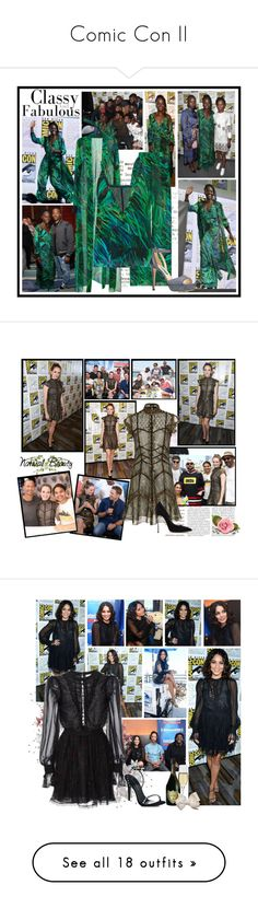 """Comic Con II"" by snugget9530 ❤ liked on Polyvore featuring John Lewis, Dom Pérignon, Dartington Crystal, Jonathan Adler, Once Upon a Time, Giambattista Valli, Jimmy Choo and Diane James"
