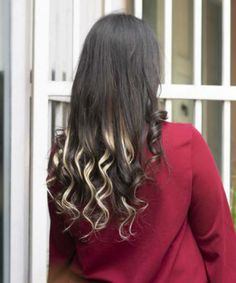 Magical Stacked Balayage Long Hairstyles 2021 You Must Try Right Now Easy Hairstyles For Long Hair, Popular Hairstyles, Trendy Hairstyles, Hair Color, Hair Styles, Beauty, Ideas, Hair Plait Styles, Haircolor
