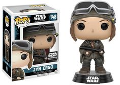 Funko Goes Rogue: Designer Reis O'Brien on Smuggler's Bounty Exclusive Rogue One Pop! Vinyl – First Look!