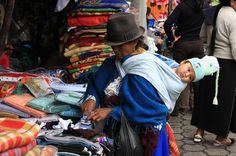 For hundreds of years, Otavalo has hosted one of the most important markets in the Andes, a weekly fiesta that celebrates the gods of commerce....