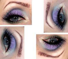 THE SAD ONE via #brokat #blue eyemakuep #smokyeye #beauty - bellashoot.com