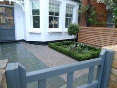 Contemporary Front Garden Design, N10
