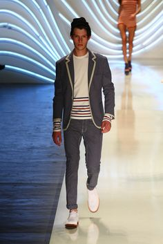 I like every bit of this outfit! - Colcci Spring/Summer 2012