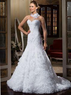 Vestidos de noiva - Coleção Flor de Lótus