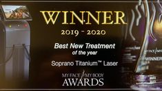 Now ar LaserYou Burnham - 3 wavelengths making it suitable for all skin types on men and women