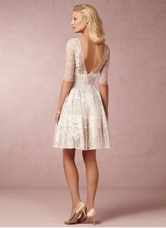 Vbridal - Short/Mini Knee-Length Tea-Length Wedding Dresses, Wedding Dresses 2016 Page 2