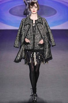 Anna Sui Fall 2014 Ready-to-Wear Collection Slideshow on Style.com