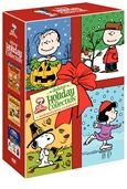Peanuts Holiday Collection Deluxe Edition (It's the Great Pumpkin, Charlie Brown / A Charlie Brown Thanksgiving / A Charlie Brown Christmas) DVD ~ Charles Schulz. Charlie Brown Thanksgiving, Great Pumpkin Charlie Brown, It's The Great Pumpkin, Charlie Brown Christmas, Charlie Brown Peanuts, Peanuts Gang, Peanuts Comics, Movie Collection, Classic Collection