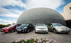 Toyota Hybrid Sales Pass 10 Million Worldwide