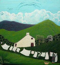 Afbeeldingsresultaat voor De Balkan naieve schilderkunst uit