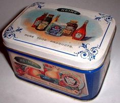 1000 Images About Tins Advertising Vintage And