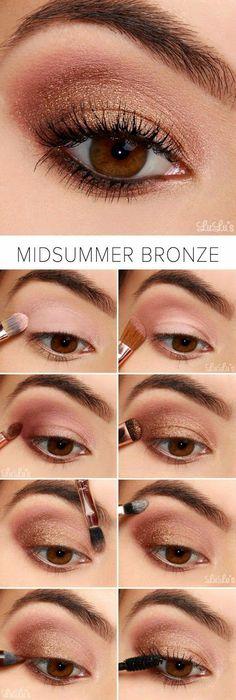 Latest Summer Makeup Ideas & Trends 2016-2017 Beauty Tips | StylesGap.com