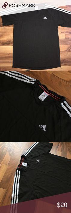 Adidas short sleeve Adidas short sleeve shirt good condition Adidas Tops Tees - Short Sleeve