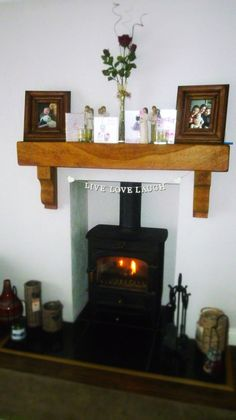 11 best fireplace and mantel beams images fire places oak mantle rh pinterest com