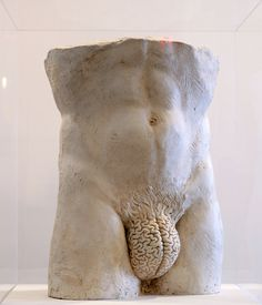 The 'Rational' mind, and other sculptural works of Cuban artist Juan Capote