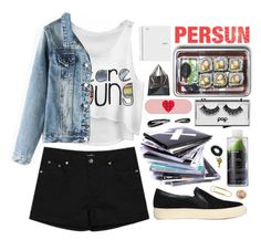 """we are young."" by cauchemar-exquis ❤ liked on Polyvore"