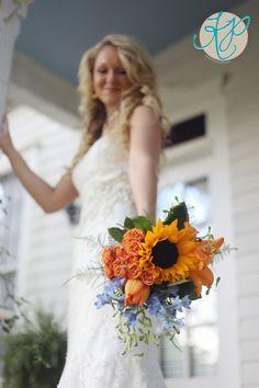 Wedding Flowers | Bridal Bouquet | Ashley Rae Events | Blog | Styled Shoot | Athens Wedding Planner | Georgia Wedding Planner | Athens Wedding Photographer | KP Photography | Wedding Planning