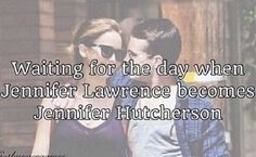 Esperando pelo dia em que Jennifer Lawrence se torne Jennifer Hutcherson