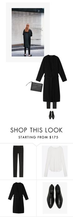"""""""/"""" by darkwood ❤ liked on Polyvore featuring Alexander Wang, Prada, Rachel Comey and coolcoat"""