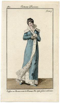 Journal des Dames et des Modes, 1811.