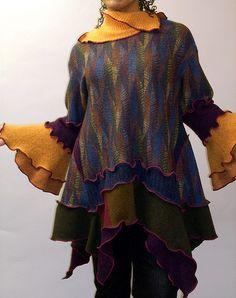 Wool Tunic | Flickr - Photo Sharing!