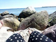 Selina genießt die Ostsee und macht uns mit diesem Ausblick echt, neidisch! #unbeschwertgeniessen