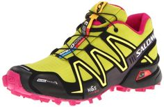 Have a look at this Salomon Women's Speedcross 3 Climashield Trail Running Shoe