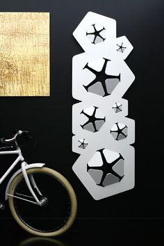 Bloom Radiator   Designer: Giovanni Tomasini