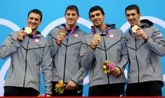 Michael Phelps Wins 19th Olympic Medal -- MOST MEDALS EVER!!!
