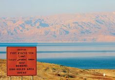 The Dead Sea: From world wonder to sinkhole nightmare