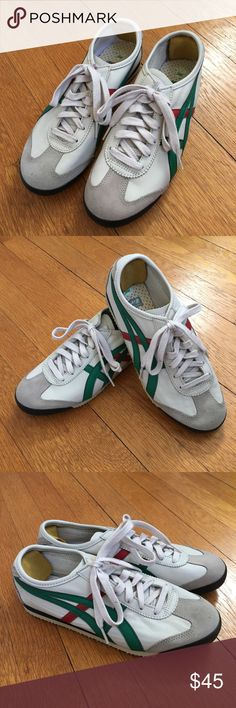 I just added this listing on Poshmark: NEW Onitsuka Tiger Sneakers- Men's 7, Women's 8.5. #shopmycloset #poshmark #fashion #shopping #style #forsale #Onitsuka Tiger #Shoes