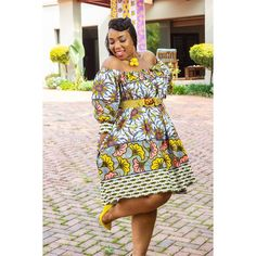 African Traditional Wear, African Print Clothing, Cherry On Top, Special Promotion, African Fashion, Fashion News, How To Wear, Inspiration, Clothes
