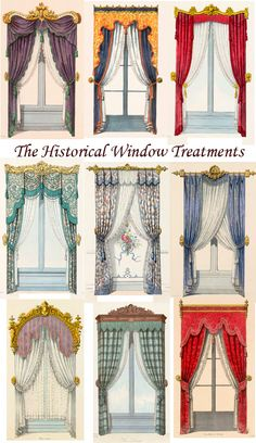 Victorian Window Treatments Window Curtains Curtain Pelmet Drapery Curtains With Blinds Curtain Ideas Curtain Styles Curtain Designs Victorian Interiors Victorian Interiors, Victorian Decor, Victorian Homes, Home Curtains, Curtains With Blinds, Window Curtains, Luxury Curtains, Victorian Curtains, Victorian Windows