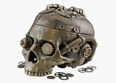Steampunk Your Halloween with These Creepy Steampunk Decorations « Steampunk R
