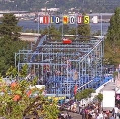 The Roller Coasters/Thrill Rides Thread - Music Banter Photos Du, Old Photos, Vancouver, West Coast Canada, Roller Coaster Ride, Roller Coasters, New Orleans History, Old School Toys, Laval