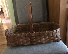 Items similar to Rope basket , bread basket , oval rope bowl on Etsy Wicker Picnic Basket, Wicker Baskets, Rope Basket, Knit Basket, Hanging Basket, Large Storage Baskets, Basket Storage, Storage Shelves, Laundry Basket Holder