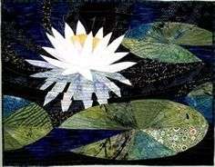 Ruth McDowell Quilts Art | Step-by-Step Visual Guide