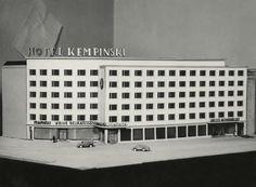 1951 Hotel Kempinski Modell