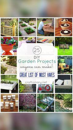 Diy Garden Projects, Garden Ideas, Space Crafts, Outdoor Gardens, Outdoor Living, Diy And Crafts, Home And Garden, Backyard, Crafty