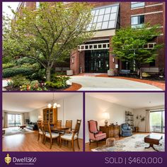 Sandra Siciliano, Realtor listed and sold this beautifully maintained Watertown condo complete with seasonal views of the Charles. #Watertown #realestate #sold #SandraSiciliano #Dwell360