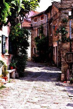Groznjan, County of Istria, Croatia