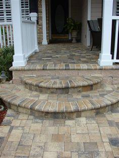 Custom Brick Pavers