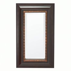Kichler 78156 Beveled Mirror in Wood. Fixture - Guaranteed Lowest Price #mirror