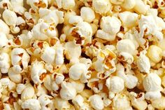 Popcorn should be the only WHITE in your diet.  The best part is the hull which is loaded with polyphenols is an antioxidant and cancer combatant.  Don't ruin it adding butter or salt.  Cook it in a canola oil on the stovetop, shaking as you go.  Top it with Nutritional Brewer's Yeast (fights fatigue & stress, high in fiber and B vitamins) OR bulger wheat, OR even Rosemary.