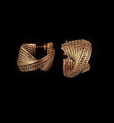 Hella Ganor - Jewlery Design | Netline Earrings