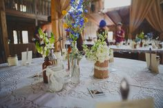Elizalde Photography - Rustic - Vista West Ranch - Table setting.