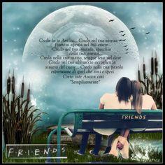 Le cartoline sull'amicizia