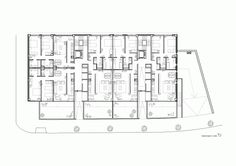 30 Unit Multifamily Housing Building / Narch | ArchDaily